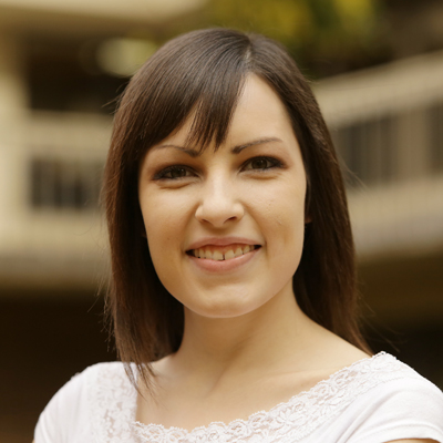 Amelia Stark portrait photo