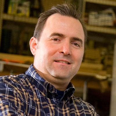 Pete Loken portrait photo