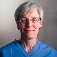 Dr. Pamela Davis portrait photo