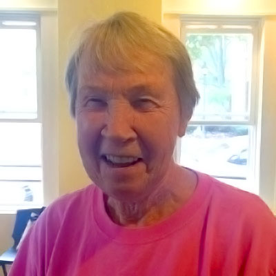 Sister Ruth E. Westmoreland, OSF portrait photo