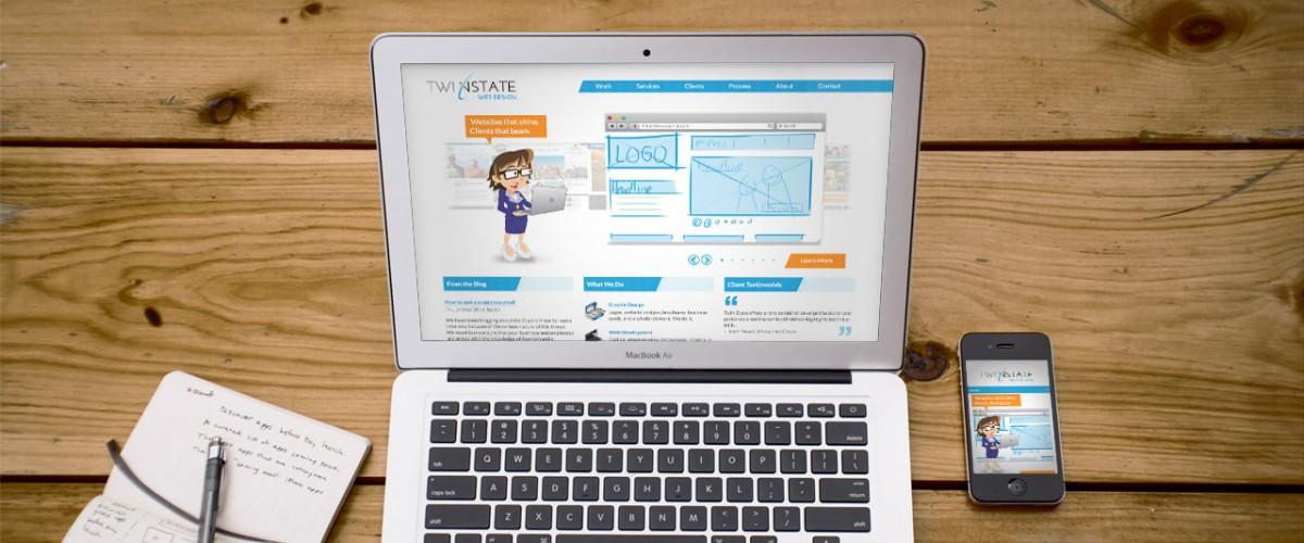 Check out our web design portfolio!