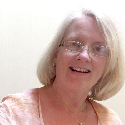 Mary Britton portrait photo