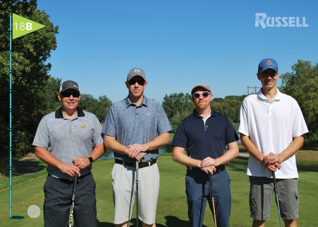 Russell 29th Annual Charity Golf Outing