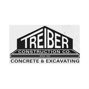 treiber construction logo