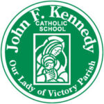 JFK Catholic School Logo
