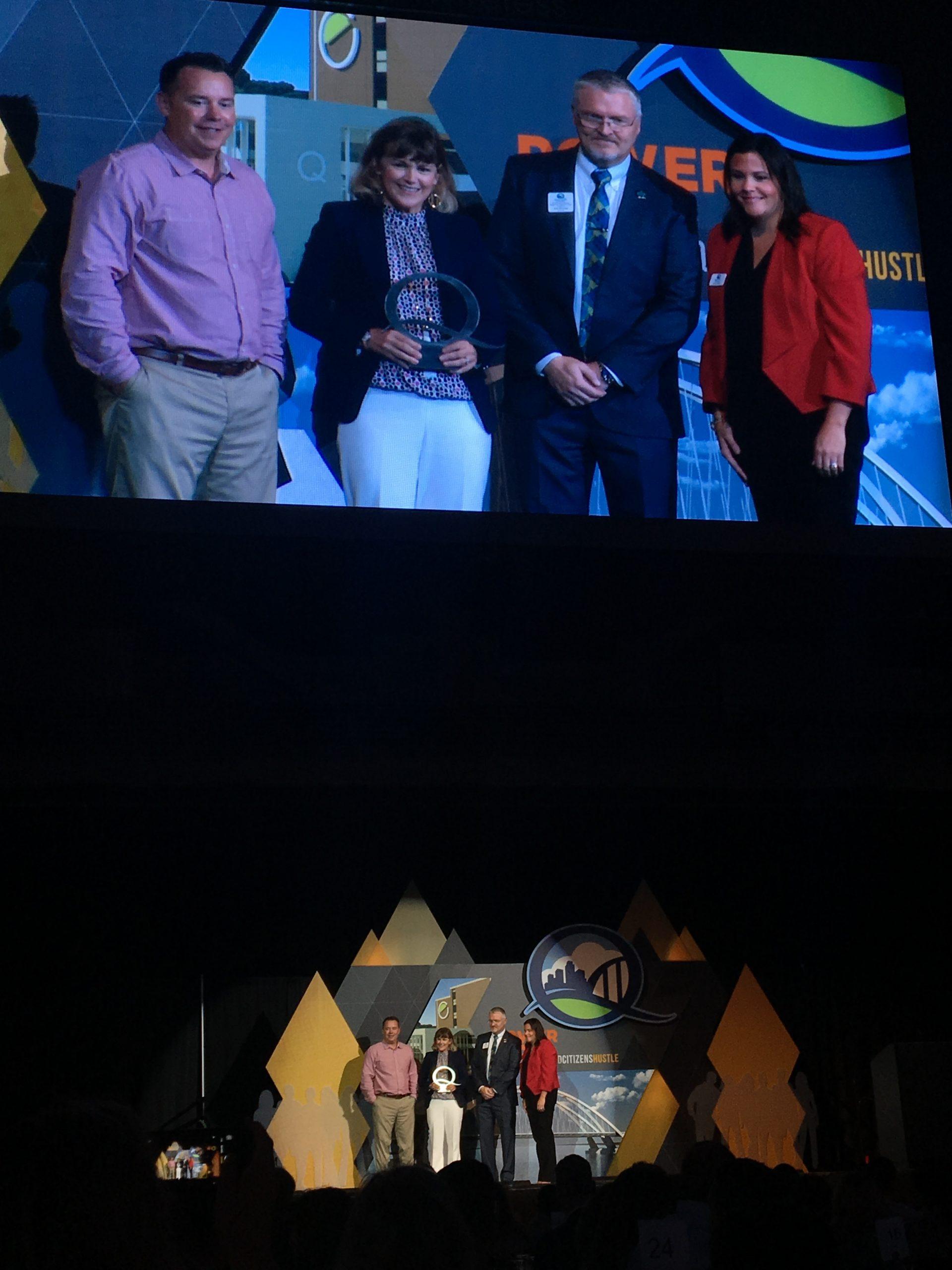 QC Chamber Award Ceremony