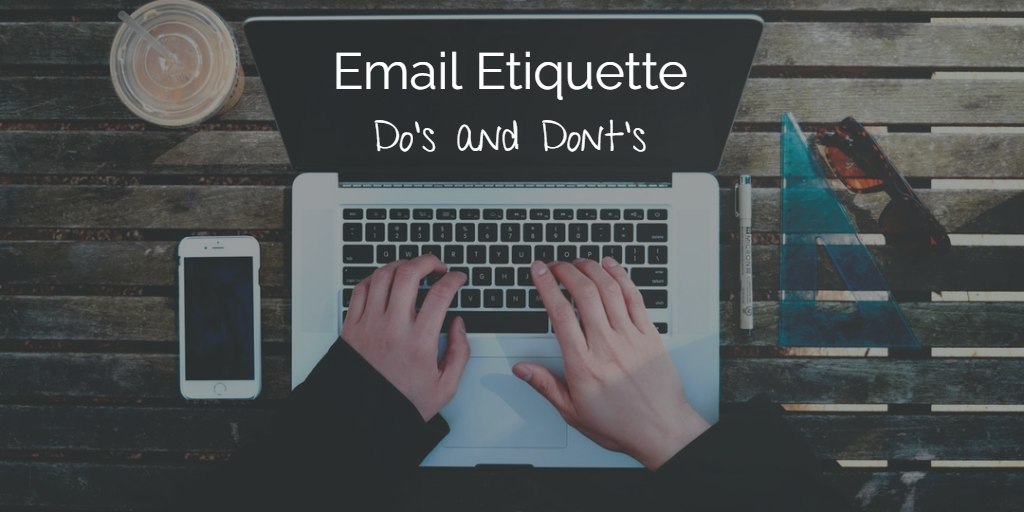 email dos and donts