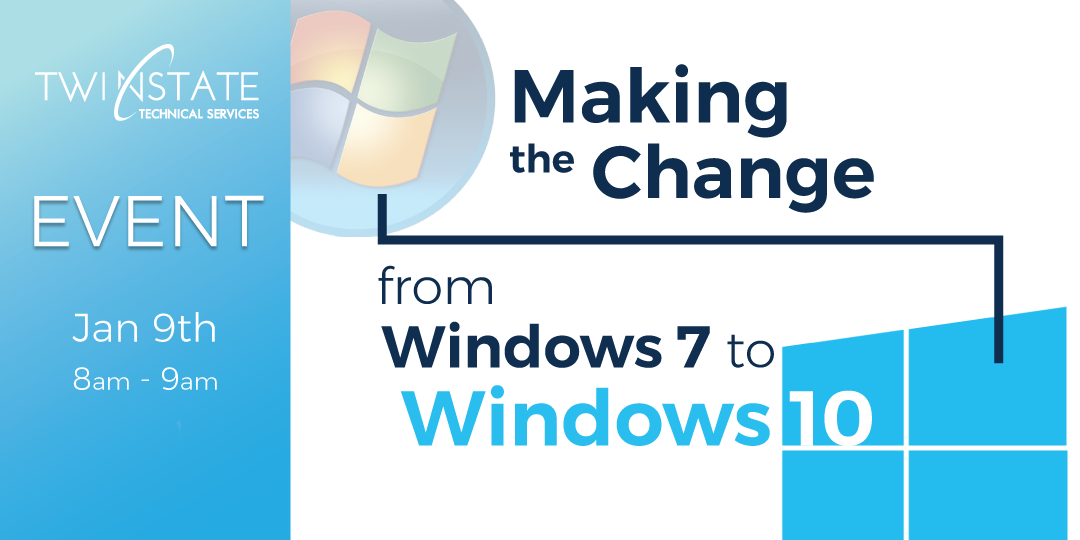 Banner image for Windows 10 training event