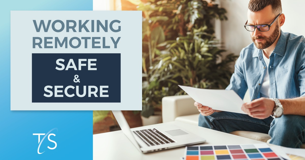 Banner image of Man working from home