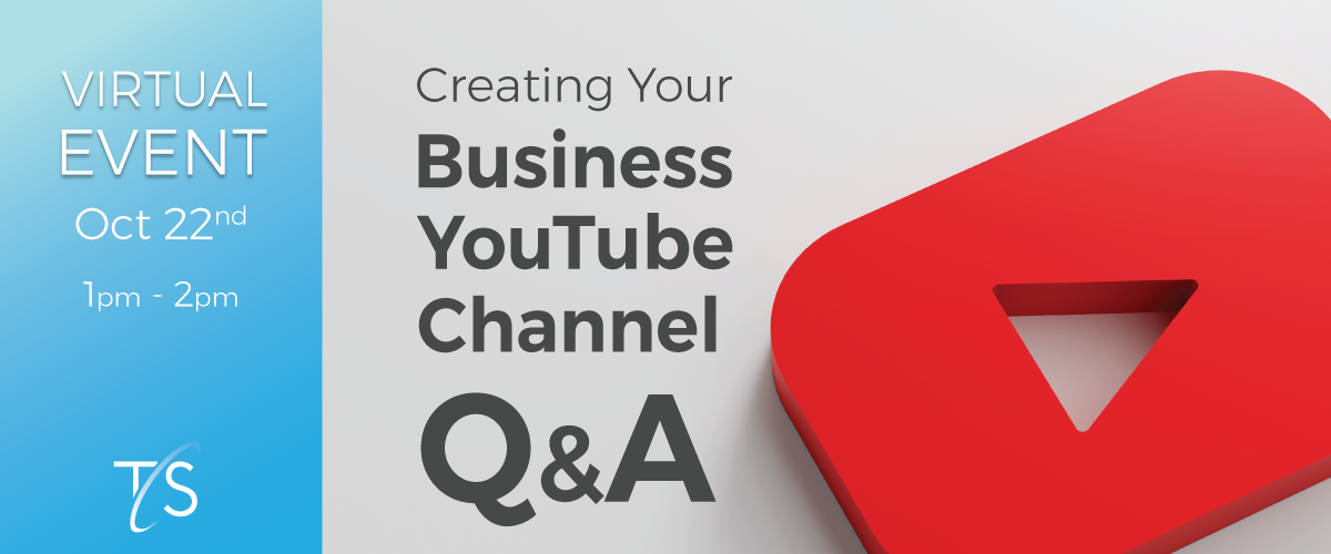 Event Slider for Creating Business YouTube Channel