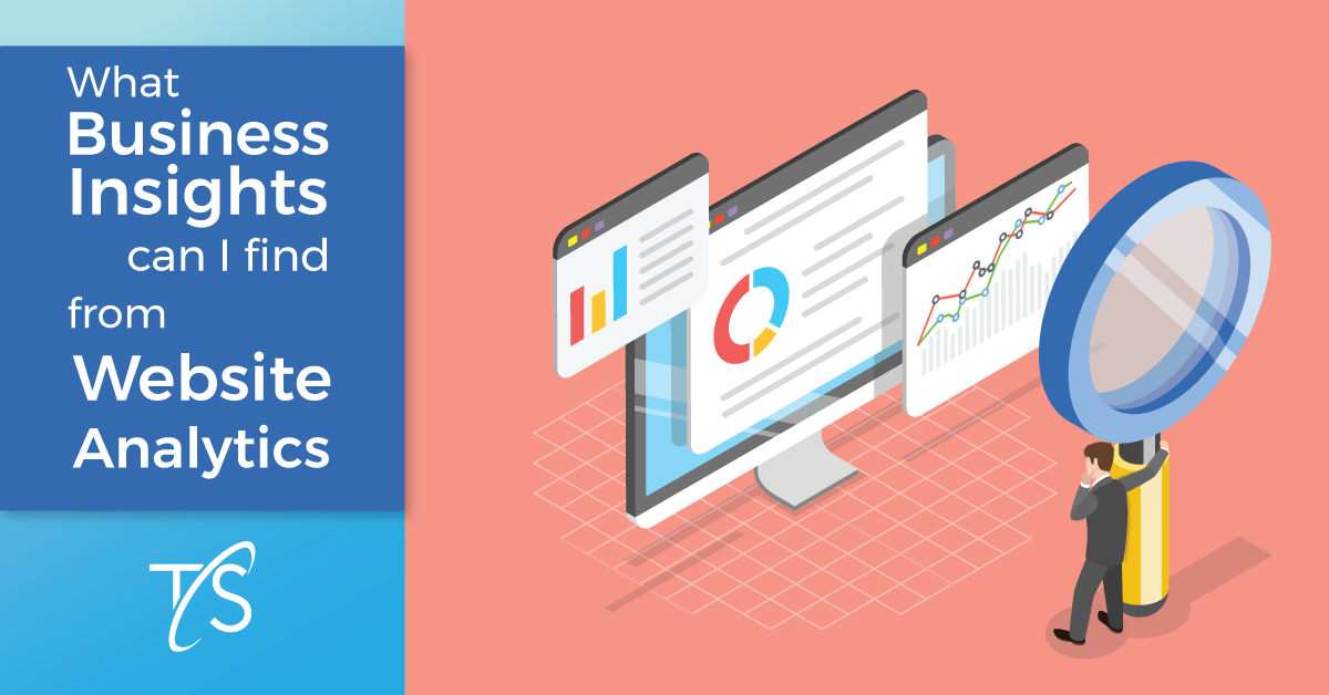 Blog banner for Website Analytics Insights