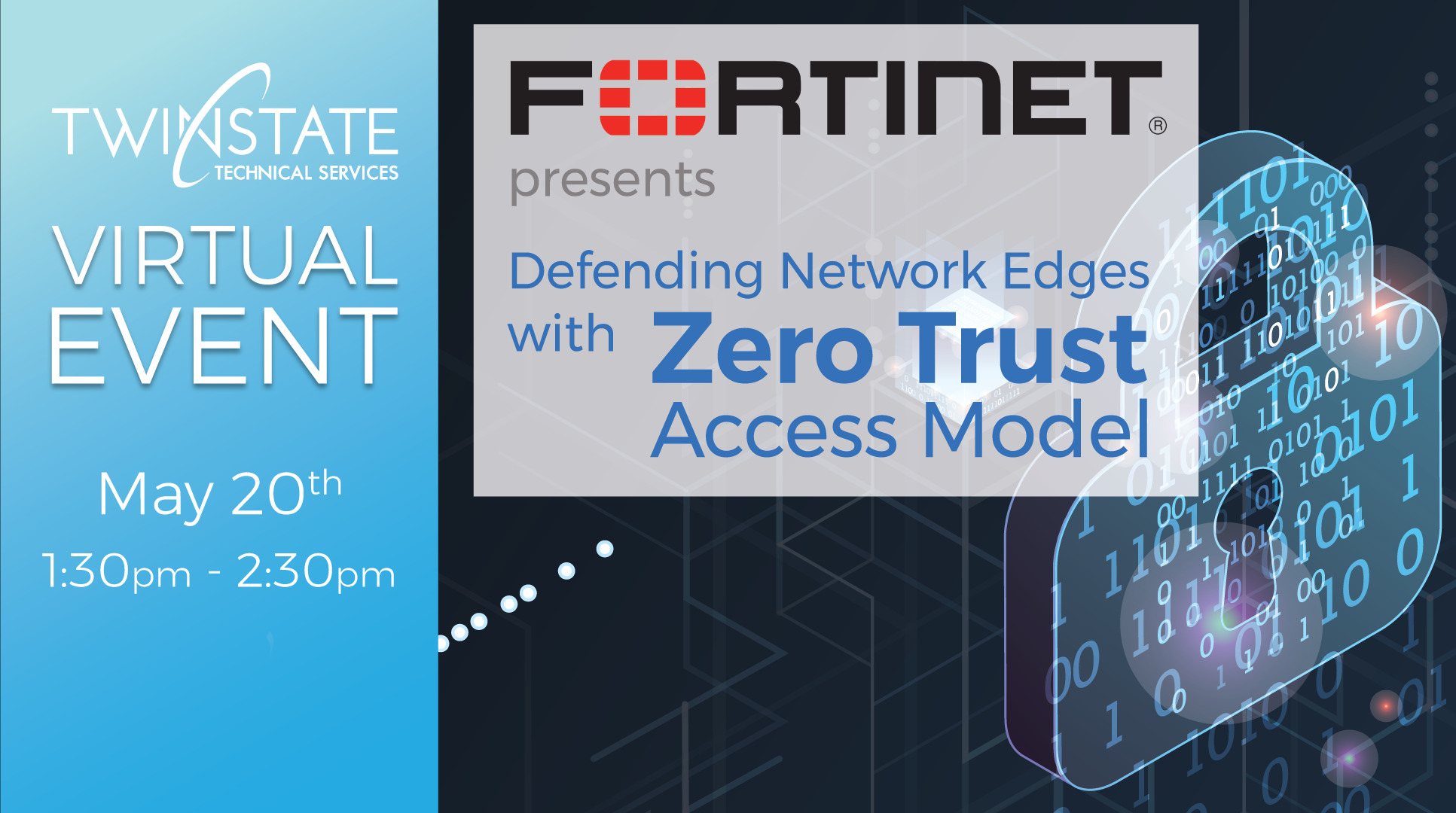Banner Image for Fortinet Event
